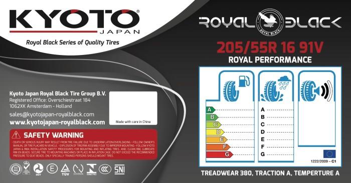 Kyoto Royal Black label
